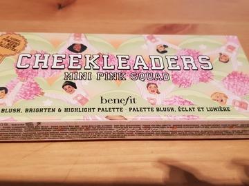 Venta: Cheekleaders Mini Pink Squad de Benefit Paleta