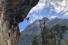 Climbing partner : Flatanger July