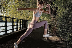 Booking by half day: Fitness Photo Session
