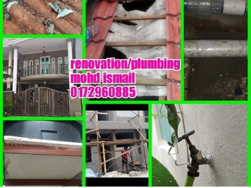 Services: renovation/plumbing