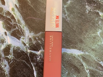 Venta: Maybelline super stay matte ink 65 seductress