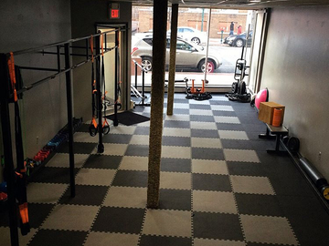 List a Space: Fitness Studio
