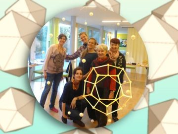 Workshop Angebot (Termine): Heilige Geometrie