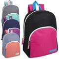 Liquidation Lot: 24 x 15 Inch Promo Backpacks - 4 Assorted Colors - Girls