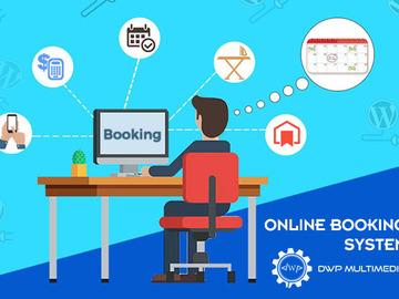 Offering with online payment: Online Booking System
