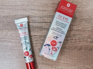 Venta: CC Eye Tratamiento iluminador ERBORIAN