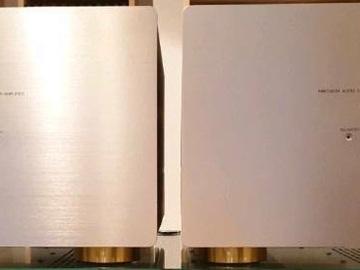 Vente: Denon POA S10 Amplificateur x2 Puissance Monobloc Testé