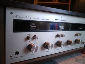 Vente: MARANTZ MODEL TWENTY SEVEN (27) AM/FM Stereo Receiver (Excellent!