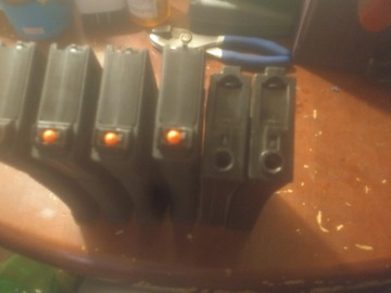 Selling: M4 ptw hexmags