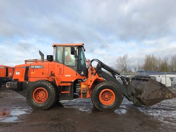 Weekly Equipment Rental: DOOSAN DL250TC WHEEL LOADER
