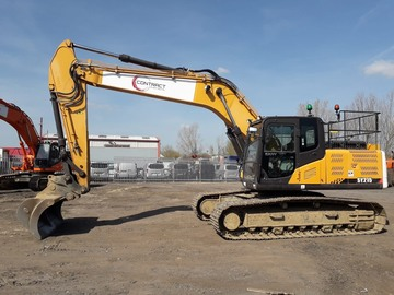 Weekly Equipment Rental: 20 TON SANY EXCAVATOR
