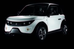 Renting out: Tazzari Zero Evo Electric Car