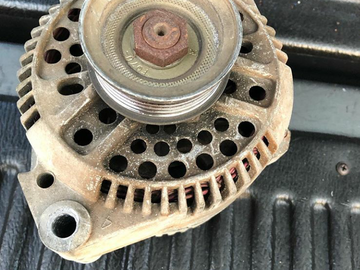 Selling with online payment: 3G Alternator