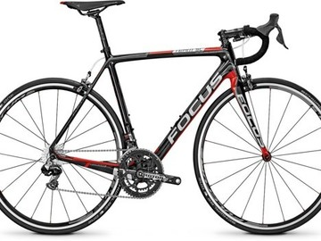 Weekly Rate: Focus Izalco Team SL 1.0 - Small - DELIVERY & PICK-UP INCLUDED