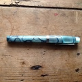 Renting out: Fountain Pen Revolution (FPR) Himalya Peacock Aqua acrylic, Flex