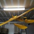 """Selling: 81"""" PIPER CUB / 4 Stroke O.S-90"""