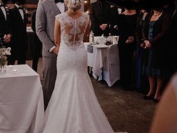 Ilmoitus: Allure Bridalsin hääpuku