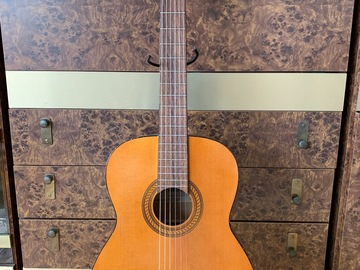 Renting out: Franciscan Vintage Japanese Acoustic Guitar