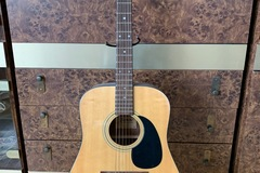 Renting out: Jasmine Acoustic Guitar