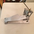 SOLD!: SOLD! Axis brand pedal, longboard Derek Roddy Model lower price