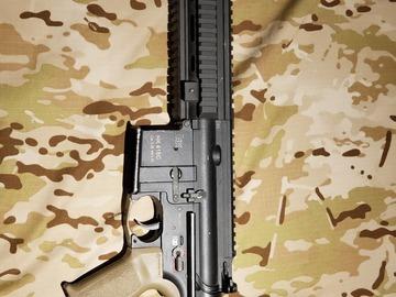 Selling: HK416C Polarstar Gen 2