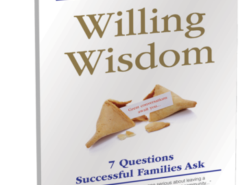 Oferta: Transitioning Family Wealth / Preparing Heirs