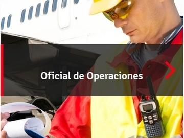 Suppliers: Aerotrain Mexico - Oficial de Operaciones