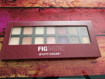 "Venta: City Color ""Figtastic"""
