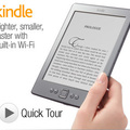 Lending: Brand new Kindle, best reader for only 99euro!
