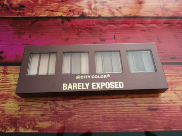 "Venta: City Color ""Barely Exposed"""