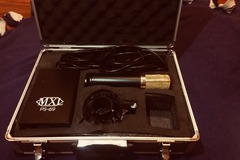 Renting out: MXL V69 Tube Mic Limited Mogami Edition