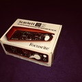 Renting out: Focusrite Scarlett 2i2 Audio Interface