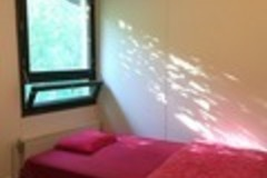 Renting out: one furnished bedroom in a 2- bedroom apartment
