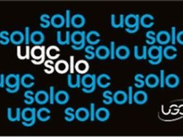 Vente: 8 places UGC Solo - 97,60€