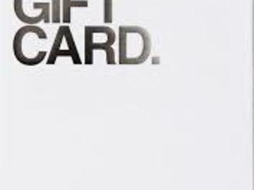 Vente: Carte Zara - 80€