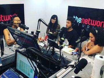 Rent Podcast Studio: The Network Studios