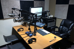 Rent Podcast Studio: Tony Schwartz Productions