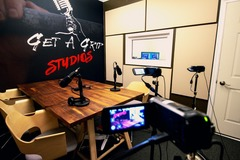 Rent Podcast Studio: Get A Grip Studios