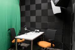 Rent Podcast Studio: Local Office