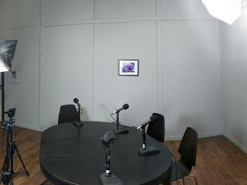 Rent Podcast Studio: This Open Space