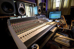 Rent Podcast Studio: THE HALLOWED HALLS RECORDING STUDIOS