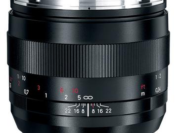 Vermieten: ZEISS EF 50mm f/2.0 Makro-Planar