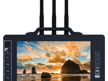 Vermieten: SMALLHD Monitor Bolt 703 Teradek Wireless