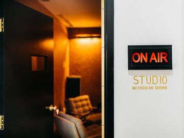 Rent Podcast Studio: Constellations