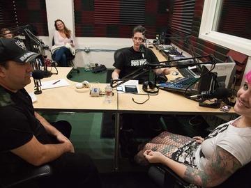 Rent Podcast Studio: FCCFREE RADIO Studio