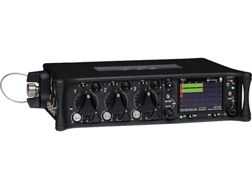 Vermieten: SOUND DEVICES 633 Mischer/Recorder