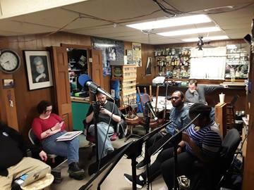 Rent Podcast Studio: Atlanta Radio Theatre Company