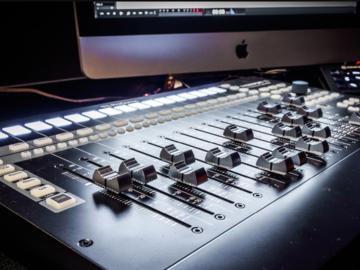 Rent Podcast Studio: Village Workspaces