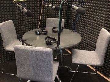 Rent Podcast Studio: Western Sound