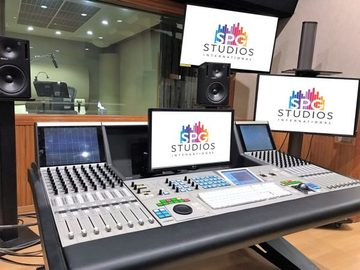 Rent Podcast Studio: SPG Studios